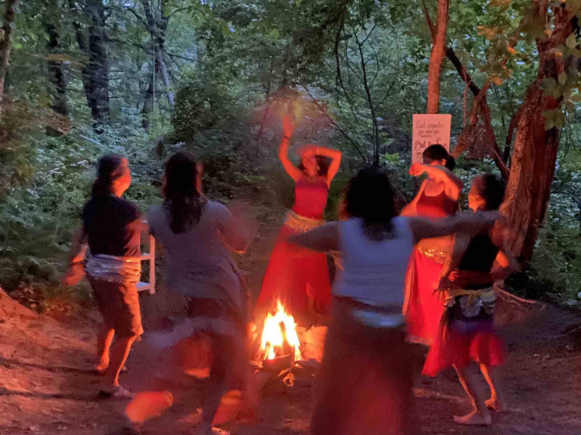 Fire Dance Journey
